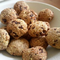 Cookies ultra simples avoine et chocolat