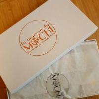 La Maison du Mochi : confection d'une pâtisserie japonaise